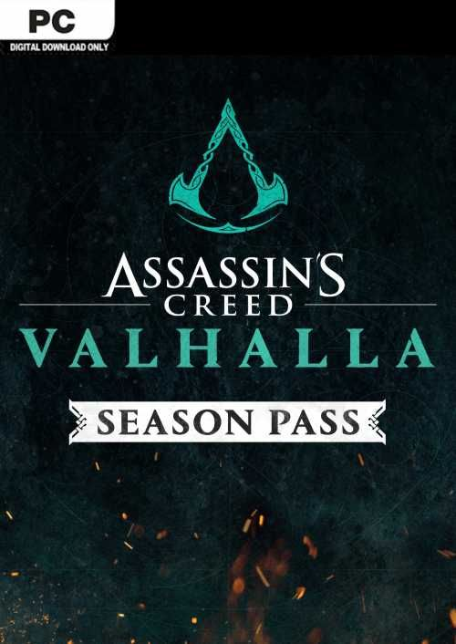 Assassin's Creed Valhalla - Season Pass PC (EU)