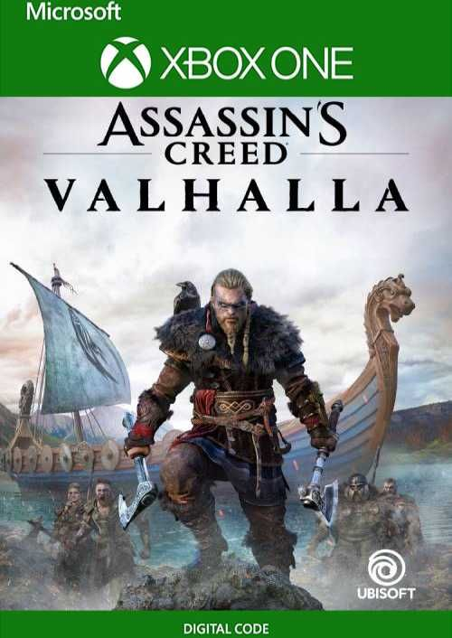 Assassin's Creed Valhalla Ultimate Edition PC (EU)