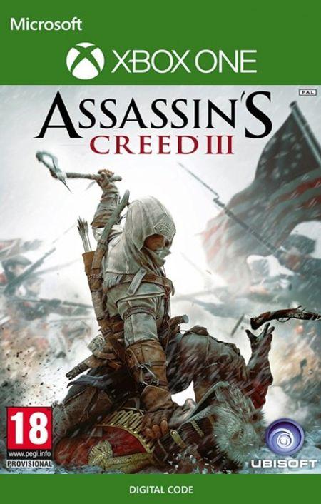 Assassin S Creed 3 Xbox One Cdkeys