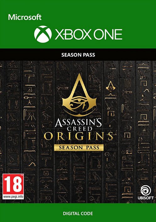 Assassin's Creed Origins Season Pass Xbox One