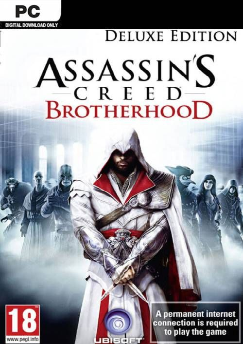 Assassin S Creed Brotherhood Deluxe Edition Pc Cdkeys