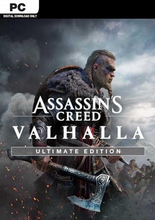 Assassin's Creed Valhalla Ultimate Edition PC (EU)