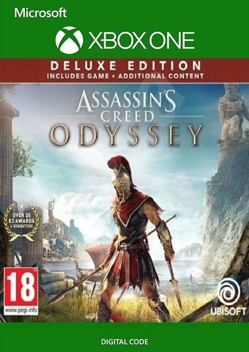 Assassins Creed Odyssey - Deluxe Edition Xbox One (UK)