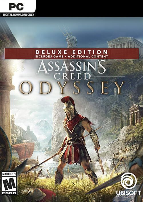 Assassins Creed Odyssey Deluxe PC