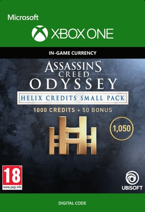 Assassins Creed Odyssey Helix Credits Small Pack Xbox One