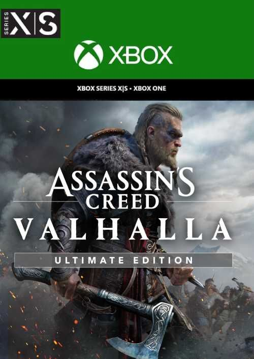 Assassin's Creed Valhalla Ultimate Edition Xbox One/Xbox Series X|S (US)