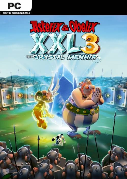 Asterix and Obelix XXL 3 - The Crystal Menhir PC
