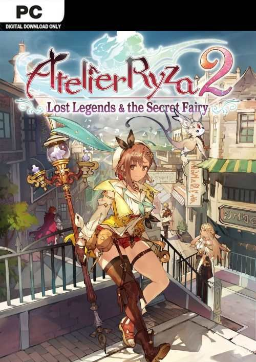 Atelier Ryza 2: Lost Legends & the Secret Fairy - Deluxe Edition PC