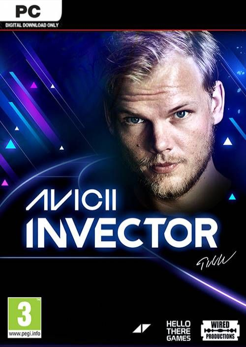 AVICII Invector PC
