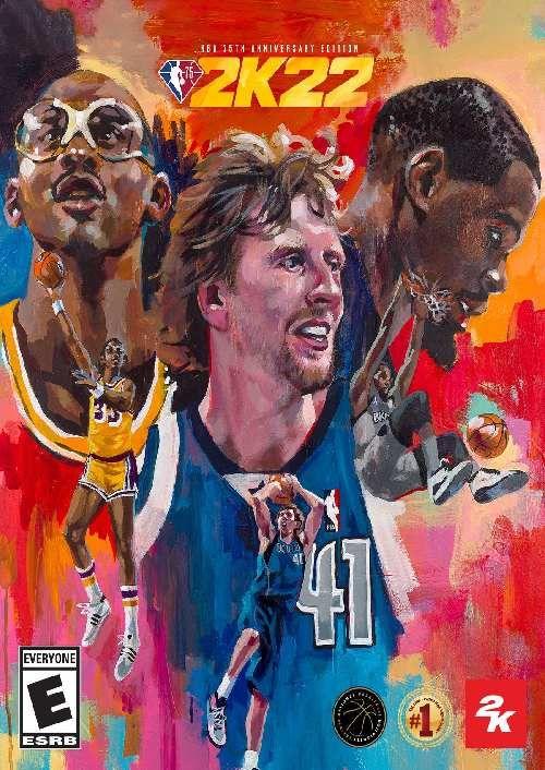 NBA 2K22 75th Anniversary Edition PC