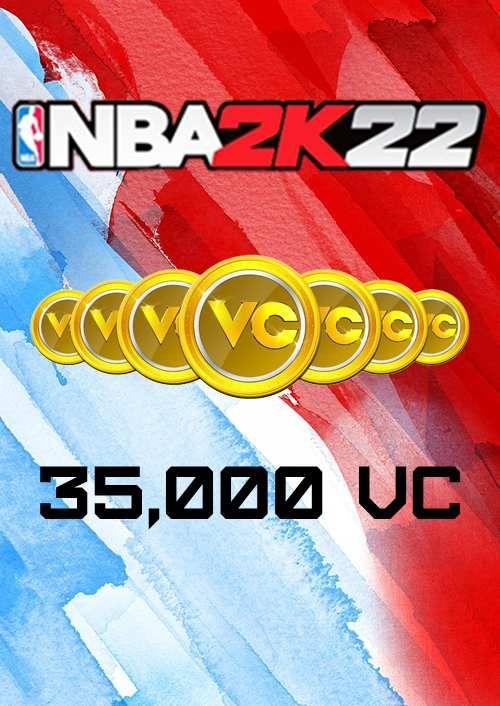 NBA 2K22 35,000 VC Xbox One/ Xbox Series X|S (EU)