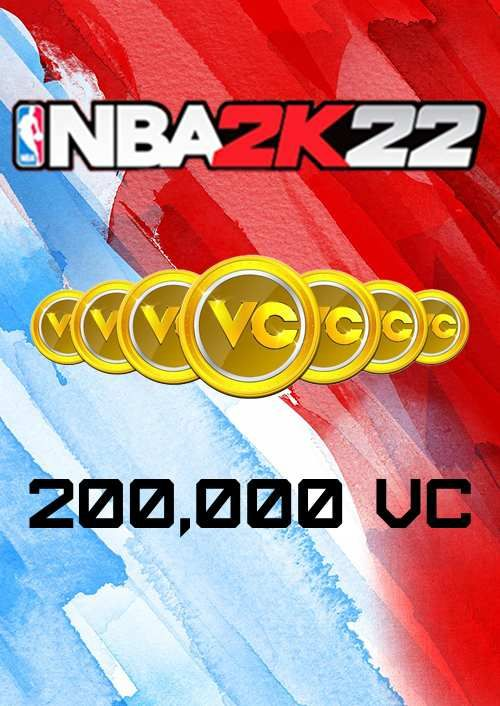NBA 2K22 200,000 VC Xbox One/ Xbox Series X|S