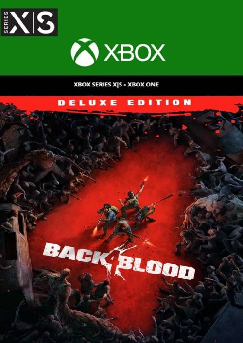 Back 4 Blood: Deluxe Edition Xbox One & Xbox Series X|S (UK)