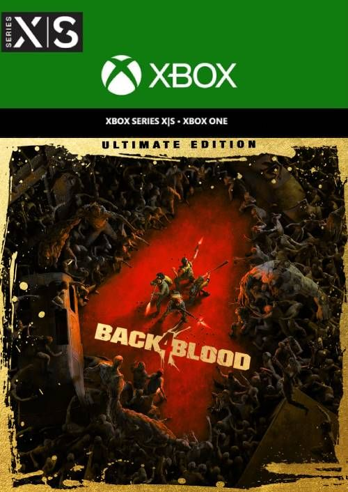 Back 4 Blood: Ultimate Edition Xbox One & Xbox Series X|S (UK)