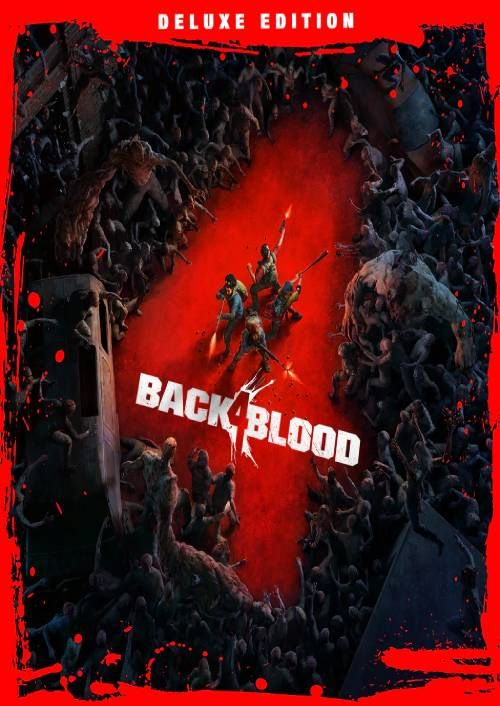 Back 4 Blood Deluxe Edition PC (EU)