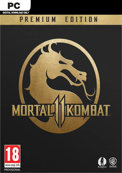 Mortal Kombat 11 Premium Edition PC