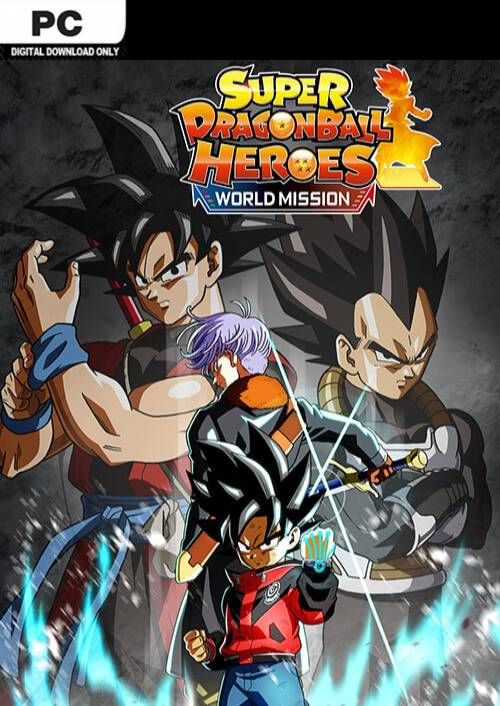 Super Dragon Ball Heroes World Mission PC