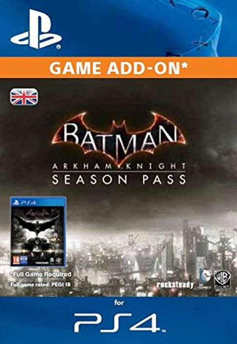 Batman: Arkham Knight Season Pass PS4