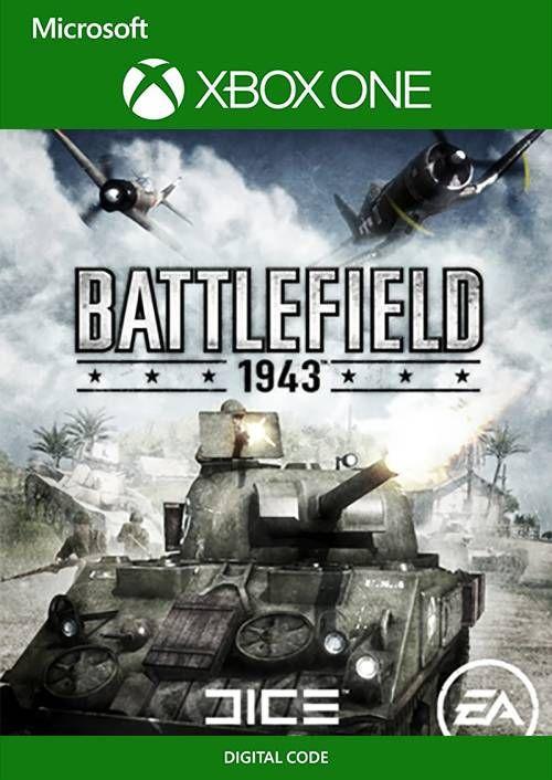 Battlefield 1943 Xbox One