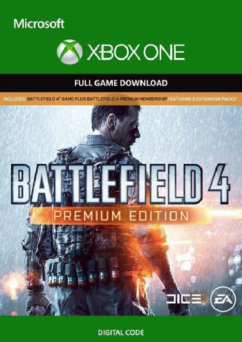 Battlefield 4 - Premium Edition Xbox One
