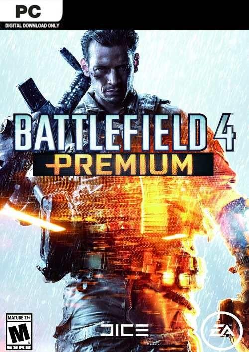 Battlefield 4: Premium Service (PC)