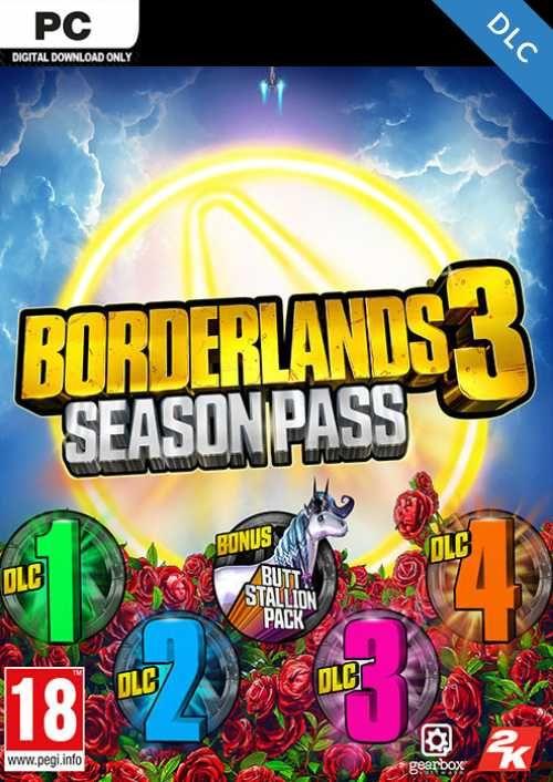 Borderlands 3 - Season Pass PC (Steam)