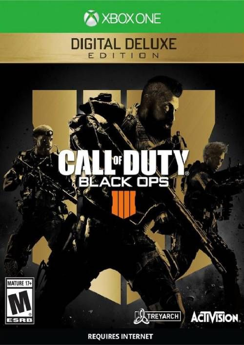 Call of Duty: Black Ops 4 - Digital Deluxe Xbox One (UK)