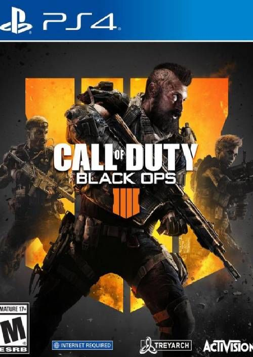 Call of Duty Black Ops 4 PS4 (EU)