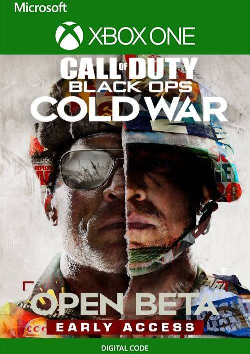 Call of Duty: Black Ops Cold War Beta Access Xbox One