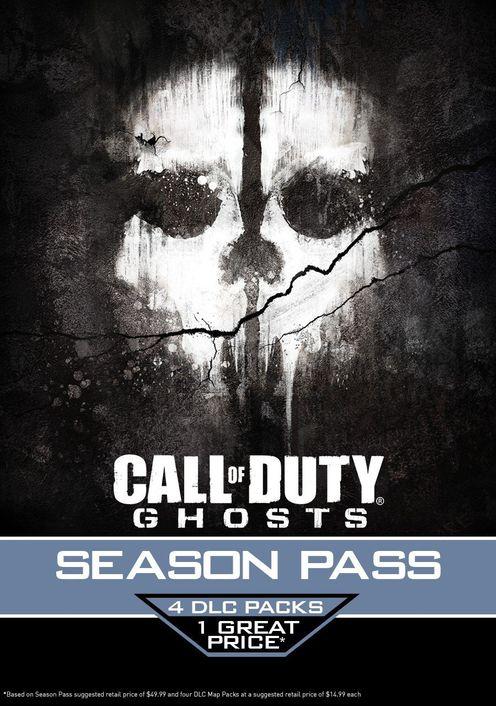 Call of Duty (COD): Ghosts - Season Pass (PC)