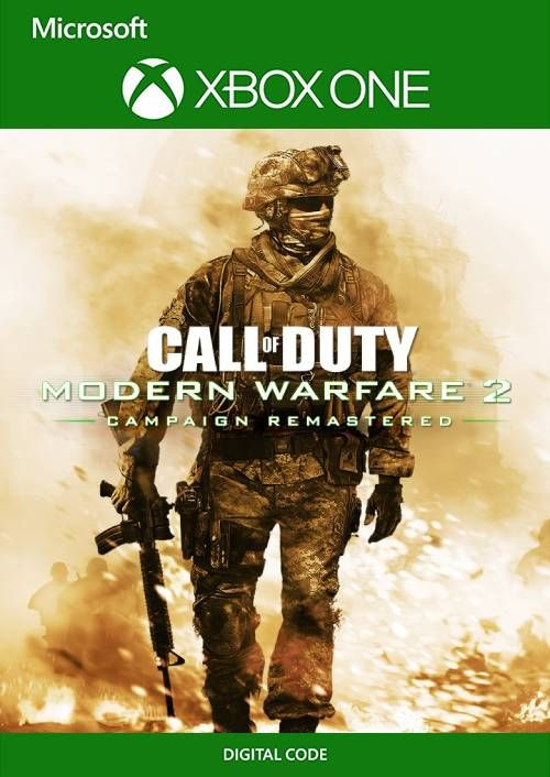 Call of Duty: Modern Warfare 2 Campaign Remastered Xbox One (UK)