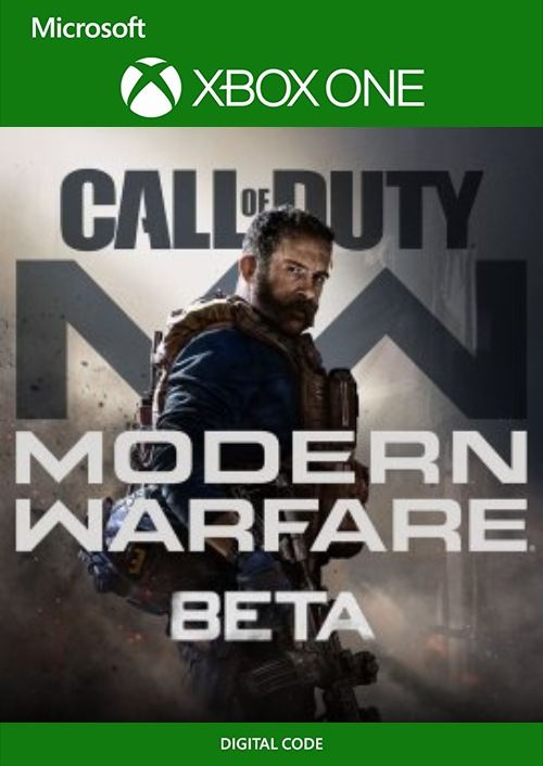 Call of Duty Modern Warfare Beta Xbox One