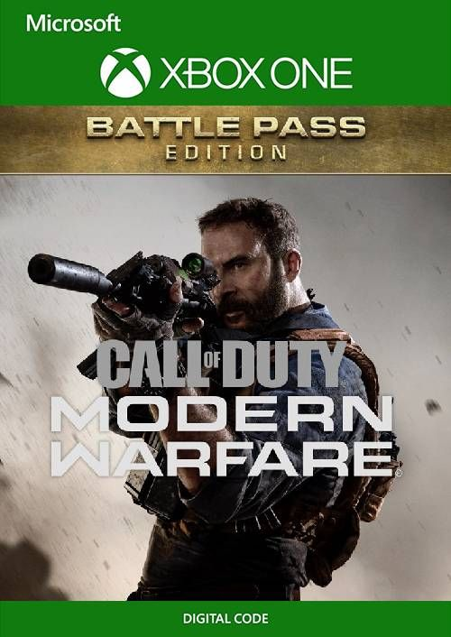 Call of Duty: Modern Warfare - Battle Pass Edition Xbox One