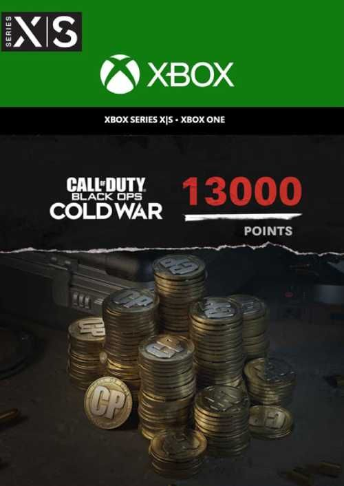 Call of Duty: Black Ops Cold War - 13,000 Points Xbox One/ Xbox Series X|S