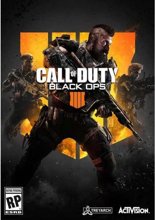 Call of Duty (COD) Black Ops 4 PC + 1100 Call of Duty Points (APAC)