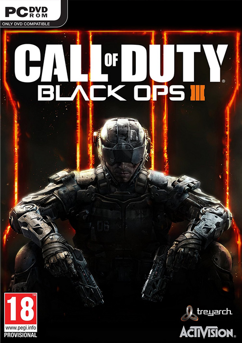 Call of Duty (COD): Black Ops III 3 (PC)
