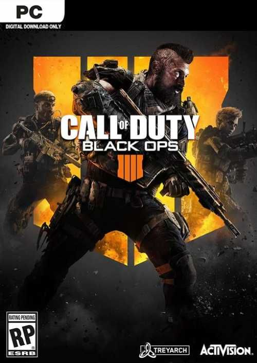 Call of Duty (COD) Black Ops 4 PC (US)