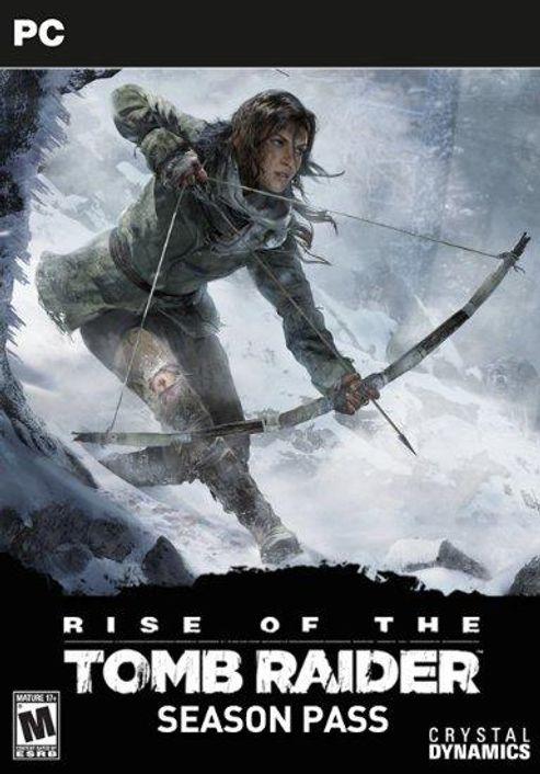 Rise of the Tomb Raider - Season Pass PC