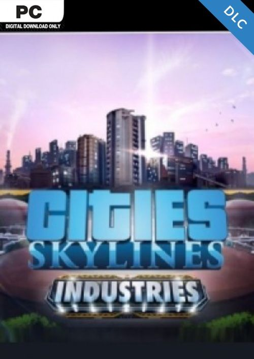 Cities Skylines PC - Industries DLC