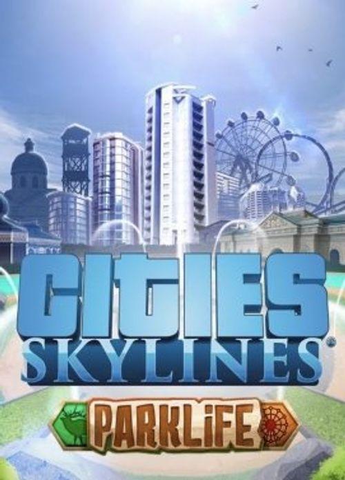 Cities Skylines PC - Parklife DLC