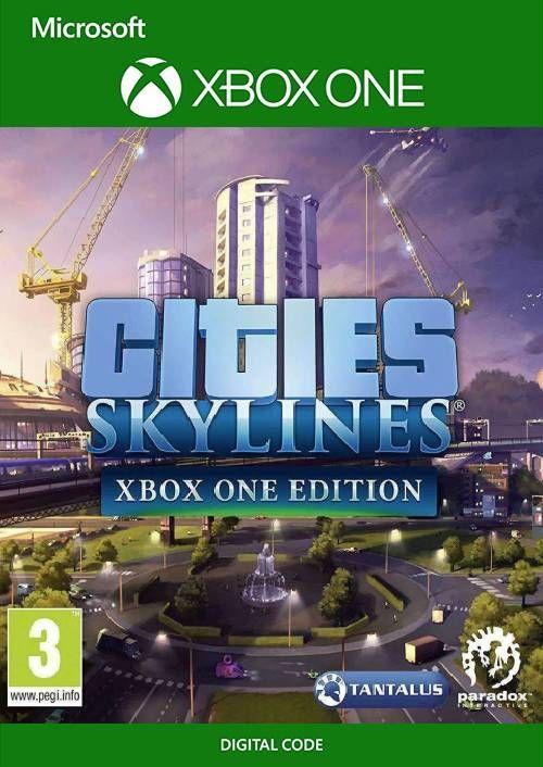 Cities: Skylines Xbox One (US)