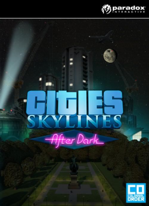 Cities: Skylines After Dark PC