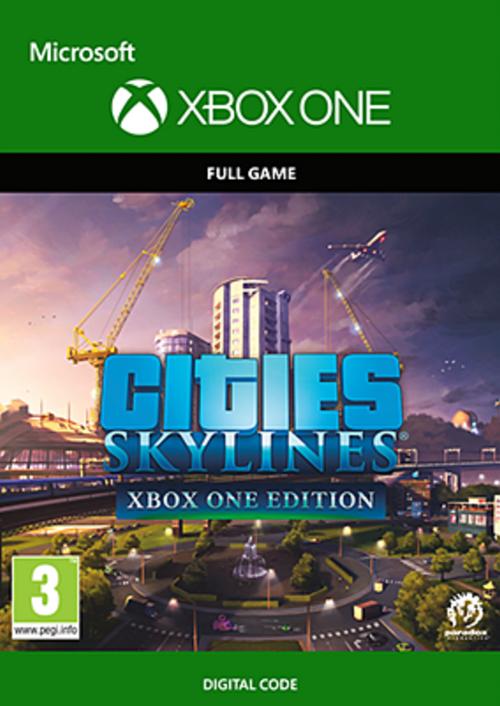 Cities: Skylines Xbox One (UK)