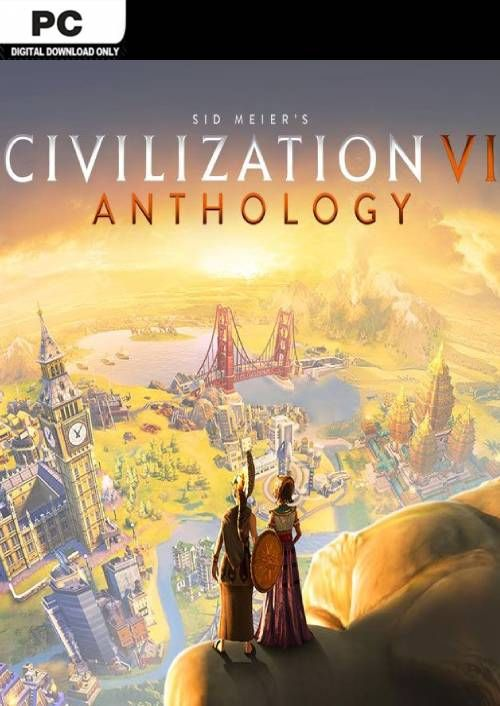Sid Meier's Civilization VI Anthology PC (EU) Steam