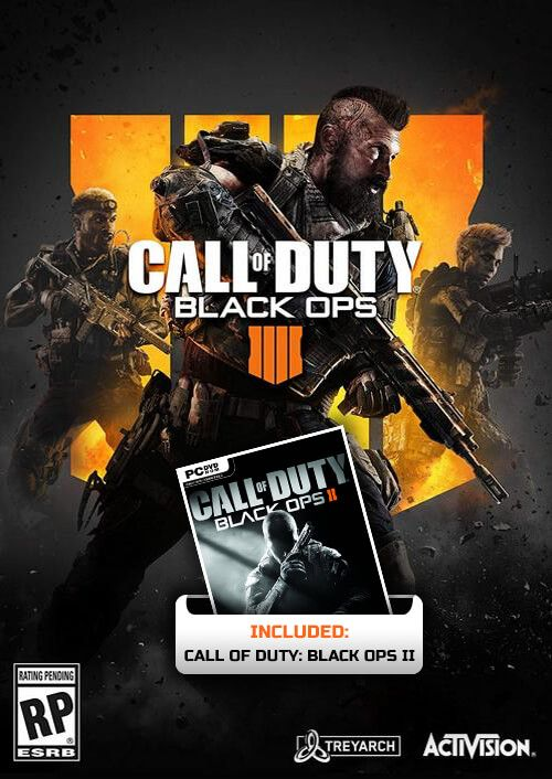 Call of Duty Black Ops 4 Inc Black Ops 2 PC
