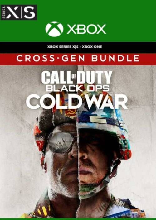 Call of Duty: Black Ops Cold War - Cross Gen Bundle Xbox One / Xbox Series X|S (Brazil)