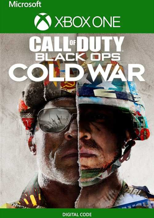 Call of Duty: Black Ops Cold War - Standard Edition Xbox One (Brazil)