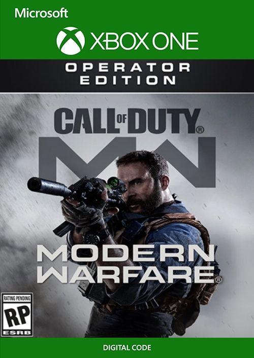 Call of Duty Modern Warfare Operator Edition Xbox One