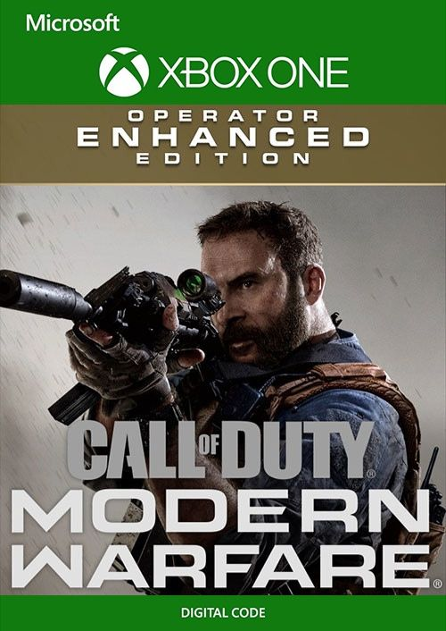 Call of Duty Modern Warfare Operator Enhanced Edition Xbox One