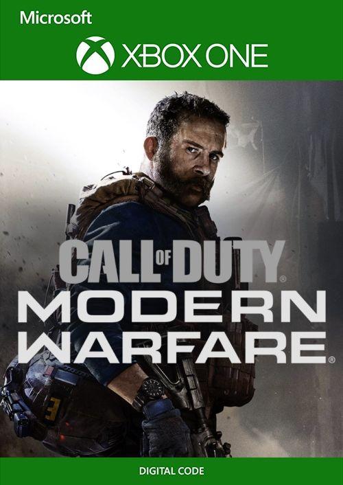 Call of Duty Modern Warfare Standard Edition Xbox One